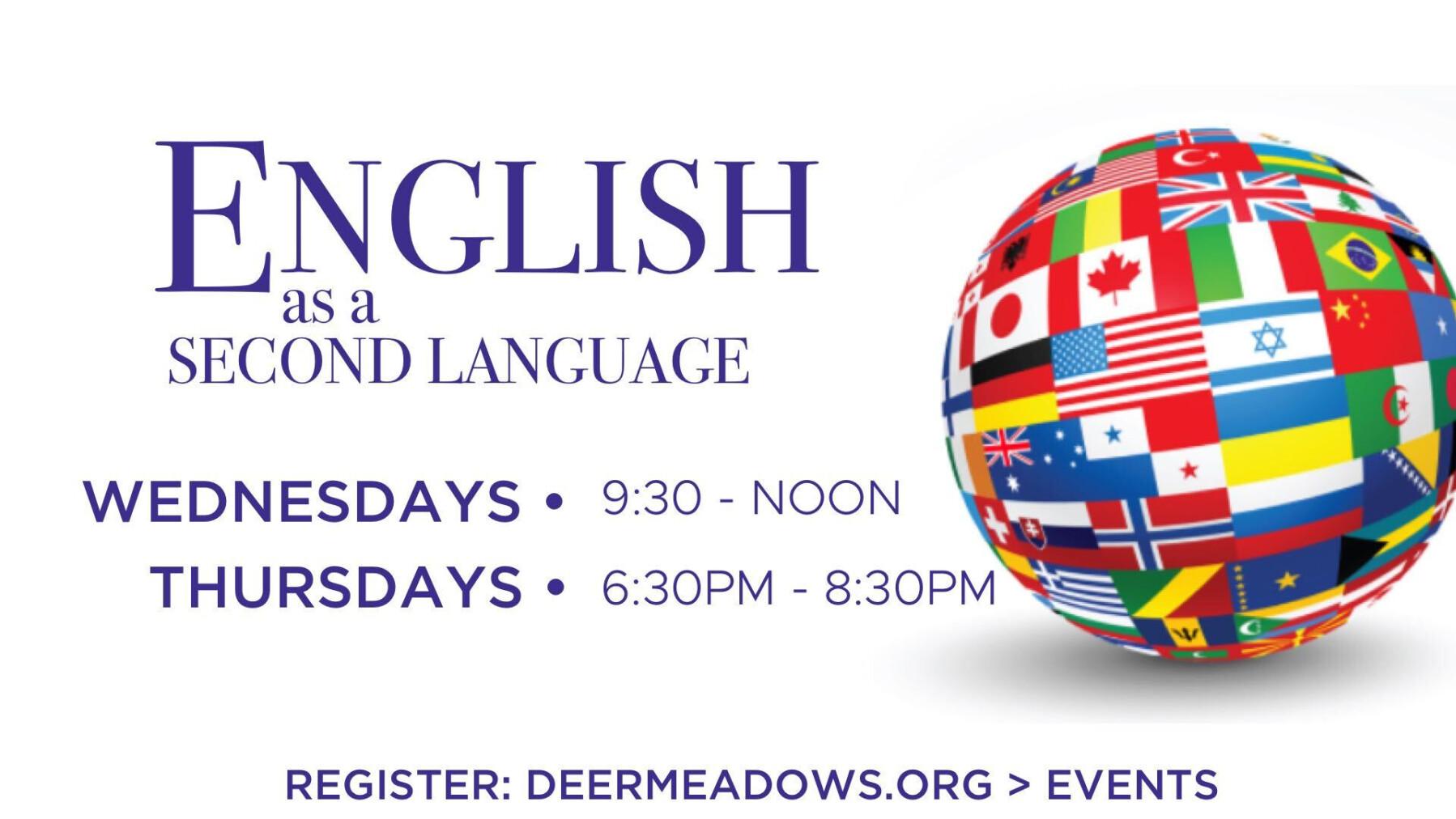 Thursday Evening ESL Classes